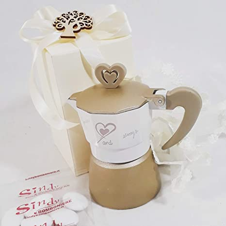 Bomboniere Matrimonio 2018 Amazon.Sindy Party Favours Wedding Useful Cafetiere With Tree Of Life
