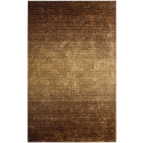 Offshore Collection - Ocean Bridge – Home Decor Collection – Offshore Mist Area Rug, 5X7', Camel