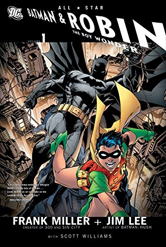 All Star Batman and Robin, the Boy (Jim Lee Batman)