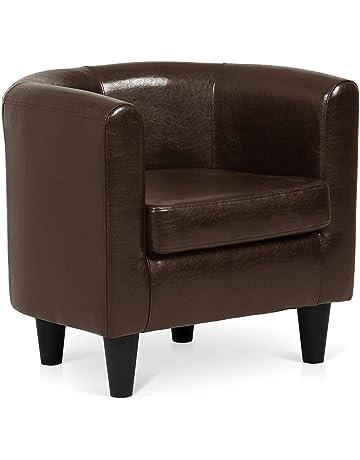 Confort24 Mussy Butaca de Salón o Dormitorio Sillon ...