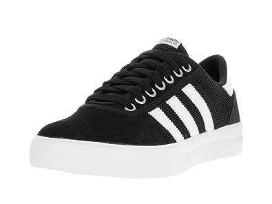 Adidas Mens Lucas Premiere ADV Cblack,ftwwht,ftwwht Shoes, 6 D(M
