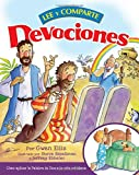 Devocional lee y Comparte, Gwen Ellis, 1602555745