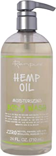 product image for RENPURE Originals Hemp Oil Moisturizing Body Wash, 24 Ounce