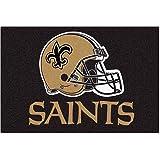 Fanmats New Orleans Saints 20x30 Starter Rug