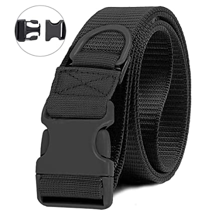 Orologi E Gioielli Military Men Tactical Belt 1000d Cordura Military Tactical Combat Airsoft Paintball Hunting Shooting Utility Tool Gun Fishing
