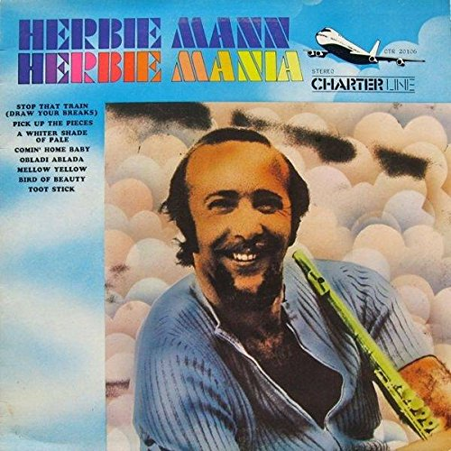 Herbie Mann   Herbie Mania   Charter Line   Ctr 20106