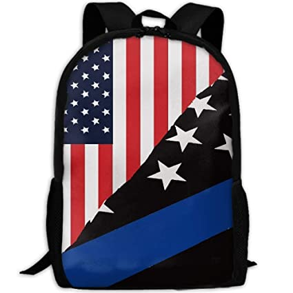 9ef09fb959b Image Unavailable. Image not available for. Color  Backpack American Flag  Design Art Womens Laptop Backpacks School ...