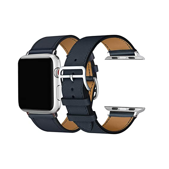 CAILIN correa for Apple Watch, Luxury Series Apple Watch Leather ...