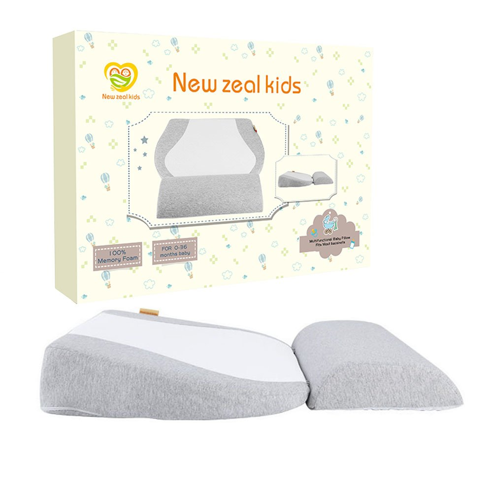 Baby Crib Pillow Mattress Wedge Infant Reflux Reducer