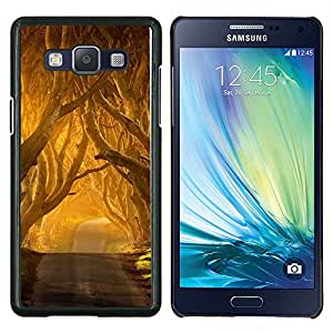 Stuss Case / Funda Carcasa protectora - Summer Sun Freedom Road Nature - Samsung Galaxy A5 ( A5000 ) 2014 Version