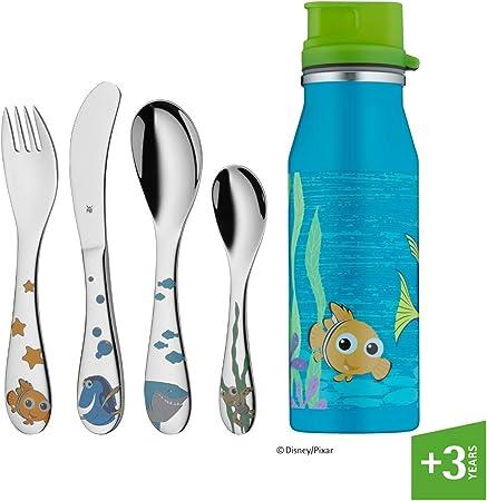 WMF Disney Buscando a Nemo - Cubertería para niños 4 piezas ...