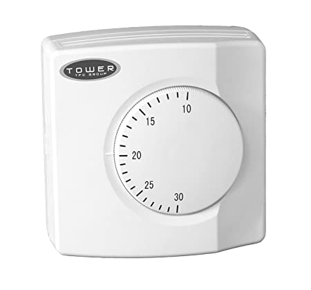 Tower Flue Components STTRSN Voltage Free Room Thermostat for ...
