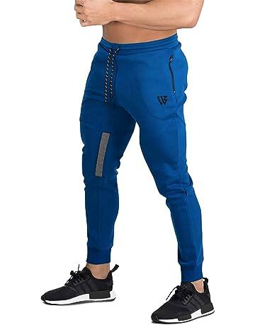 TCA NP Fleece Tapered Mens Joggers Grey Sweatpants Gym Training Pants Trousers