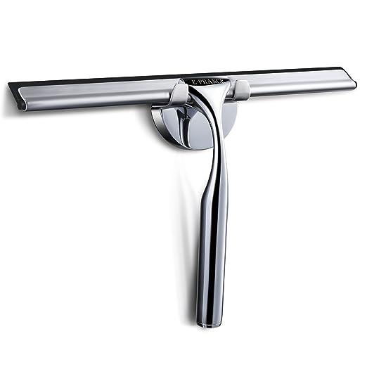 211 opinioni per E-PRANCE Lavavetro per cabina doccia, tergivetri per doccia, spatola doccia in