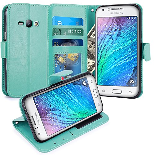 LK Luxury Wallet Leather Samsung