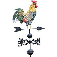Weathervane - Veleta con gallo y palo