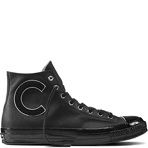 eb4509de8fc8 Converse All Star 70 Hi Men s Shoes 159680C Black Size 7.5  Amazon ...