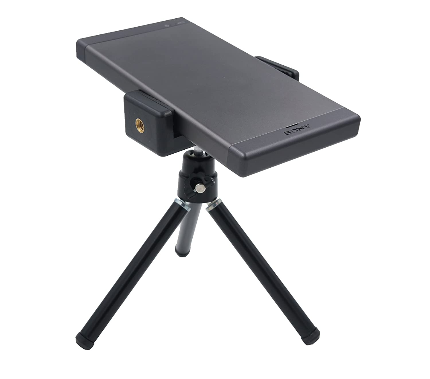 Mini 360 Rotatable Stand Adjustable Mini Tripod Mount For Sony Portable HD Mobile Projector MP-CL1 / MP-CL1A @ccessory