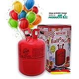 Party Factory Ladenburg Ballongas Helium für 50 Luftballons