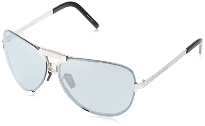 Amazon.com: Porsche Design anteojos de sol Mens paladio ...
