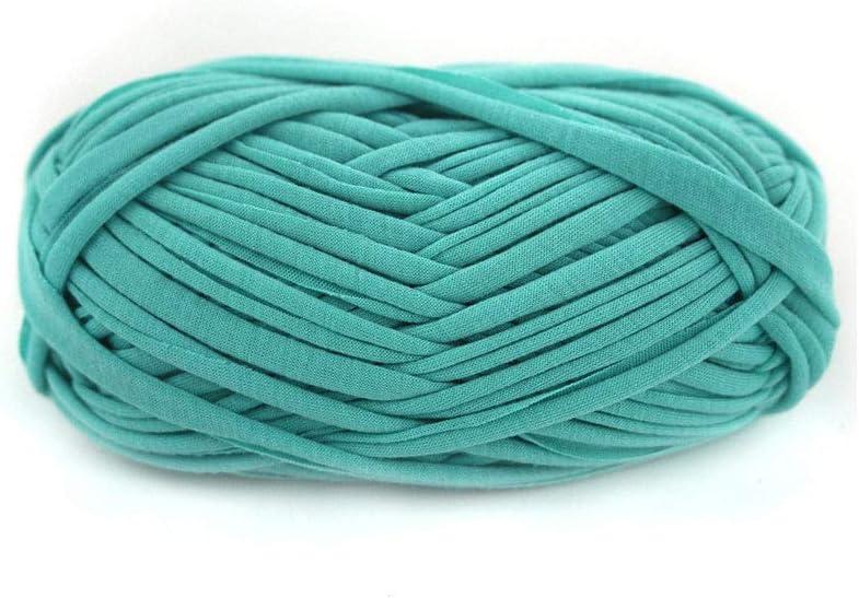 T-SHIRT YARN Maccheroni Zpaghetti Recycled-Crochet,Macrame,Knitting,Craft Rug