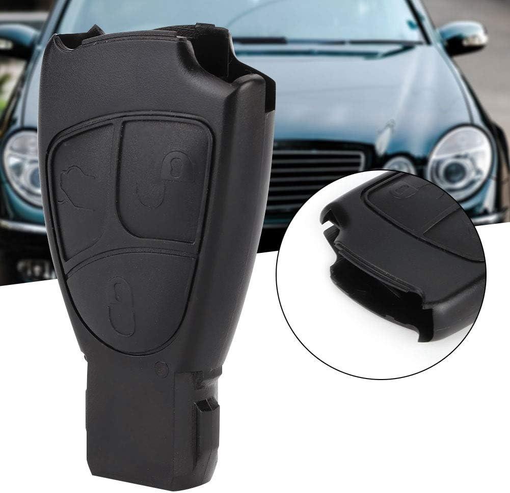 1 Button ABS Cover Car Key Case Car Flip Key Fob Case for Benz 1984-2004 Gorgeri Key Fob Case