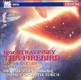 Firebird / Jeu De Cartes / Agon by Stravinsky, Stern, Novcek (1995-08-22)