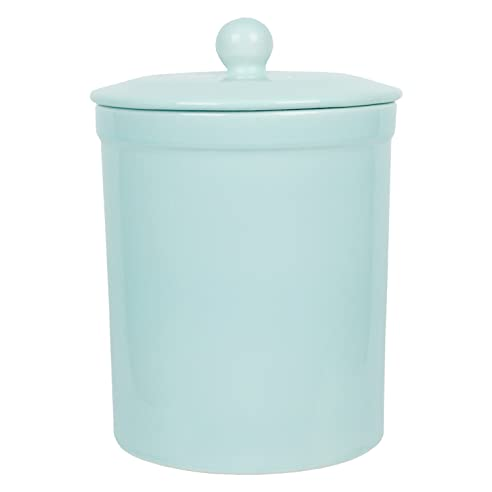 Amazon.de: Komposteimer, Keramik, Türkis, Küche, Keramik, Kompost ...