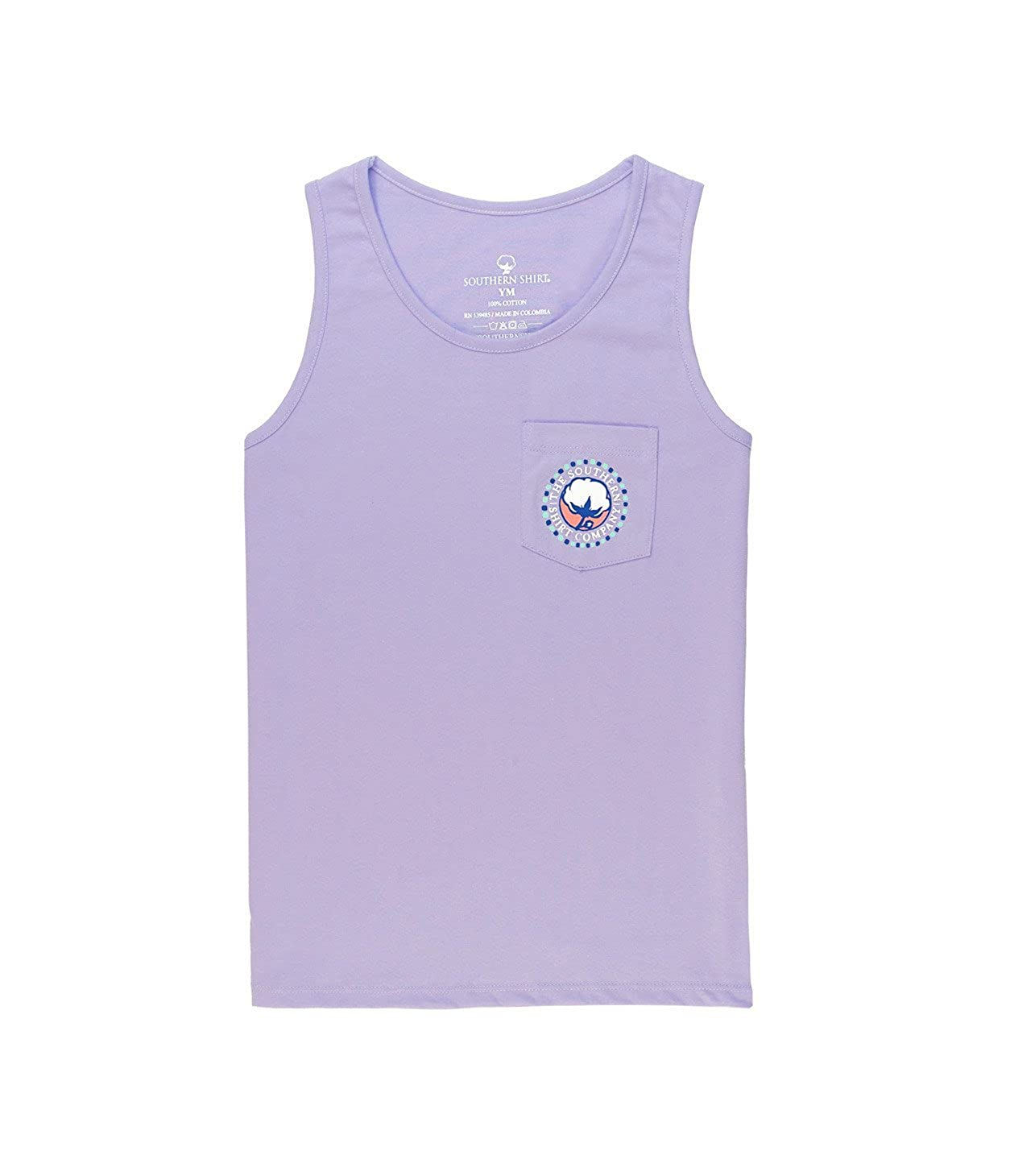 Youth Watercolor Logo Tank