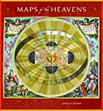 Maps of the Heavens 2019 Calendar