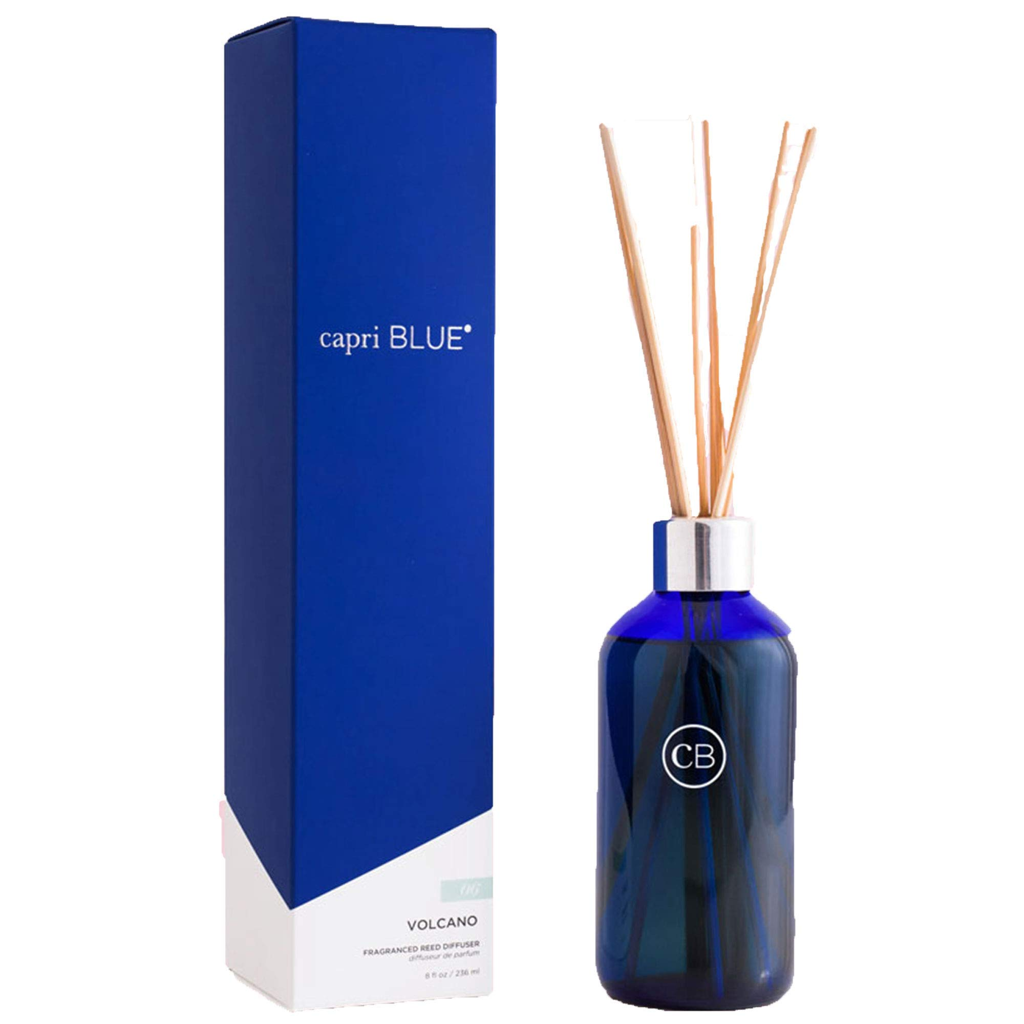 DPM Reed Diffuser Volcano Fragrance Size: 8 Ounce by DPM (Image #1)