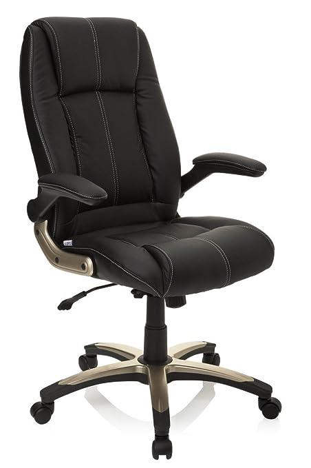 Hjh Office 621600 Chaise De Bureau Fauteuil De Direction Palatin