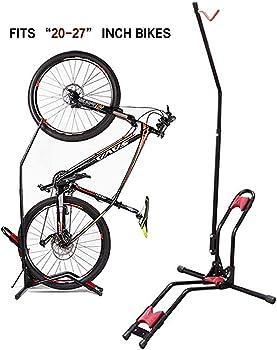 Japusoon Upright Bike Storage Stand