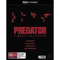 The Predator Boxset BD