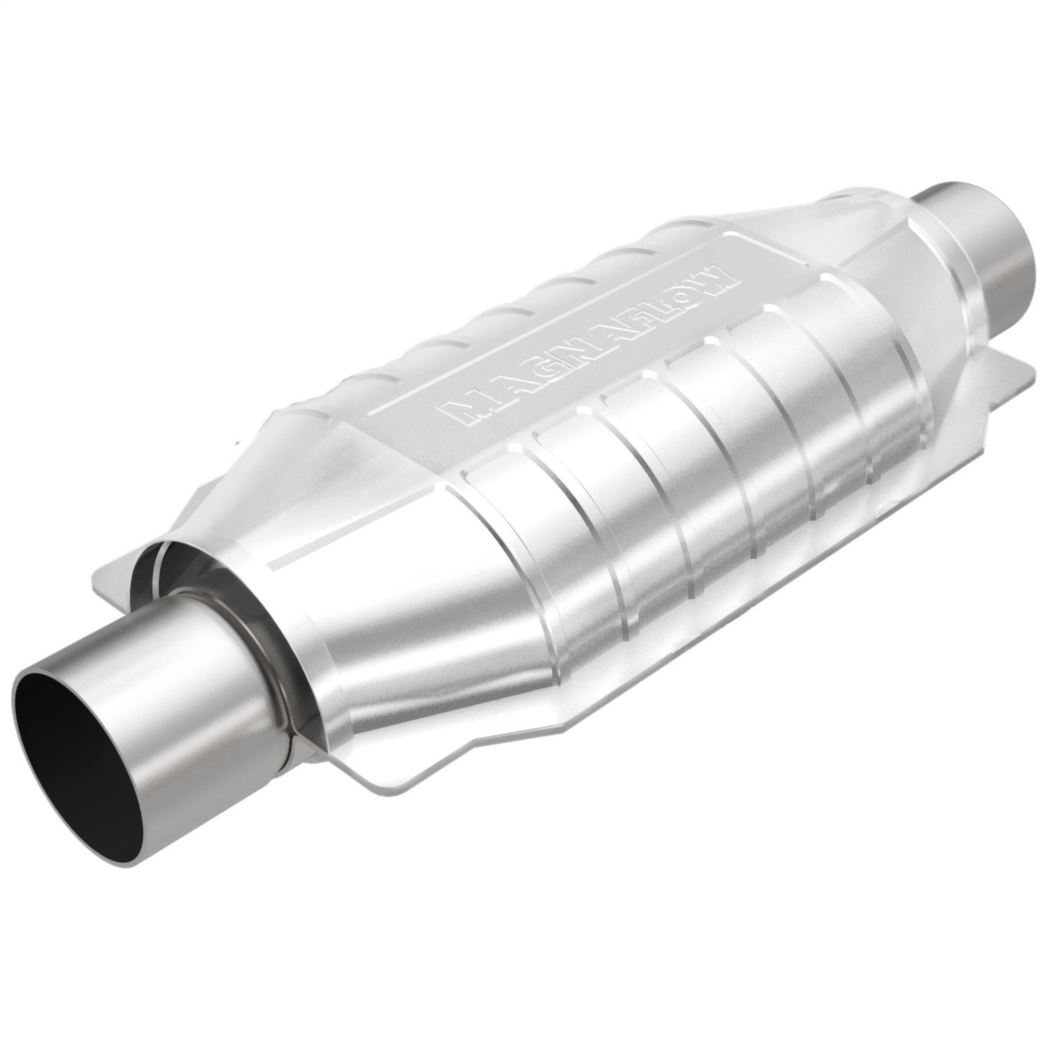 MagnaFlow 99005HM Universal Catalytic Converter (Non CARB Compliant) by MagnaFlow Exhaust Products
