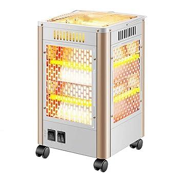 Calentador Eléctrico, Calentador de Cinco Lados, Calentador de Barbacoa Para el Hogar, 4 Modelos Disponibles: Amazon.es: Hogar