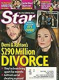Demi Moore & Ashton Kutcher l Chaz Bono l Justin Theroux & Jennifer Aniston l Halle Berry - October 10, 2011 Star