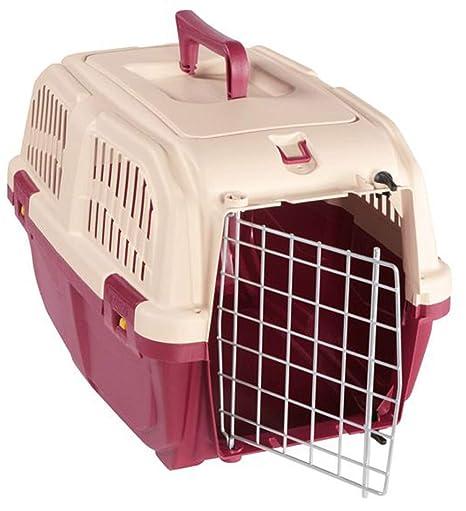 Zoo fari Caja de Transporte Auto Caja de Transporte Caja de Transporte Perros y Gatos Caja