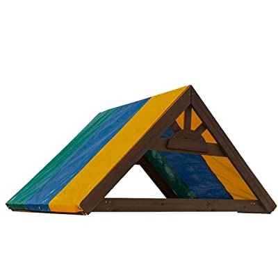 Hvlystory Garden Protector Shade Playground Canopy Cover Swing-N-Slide Tarp Roof: Garden & Outdoor