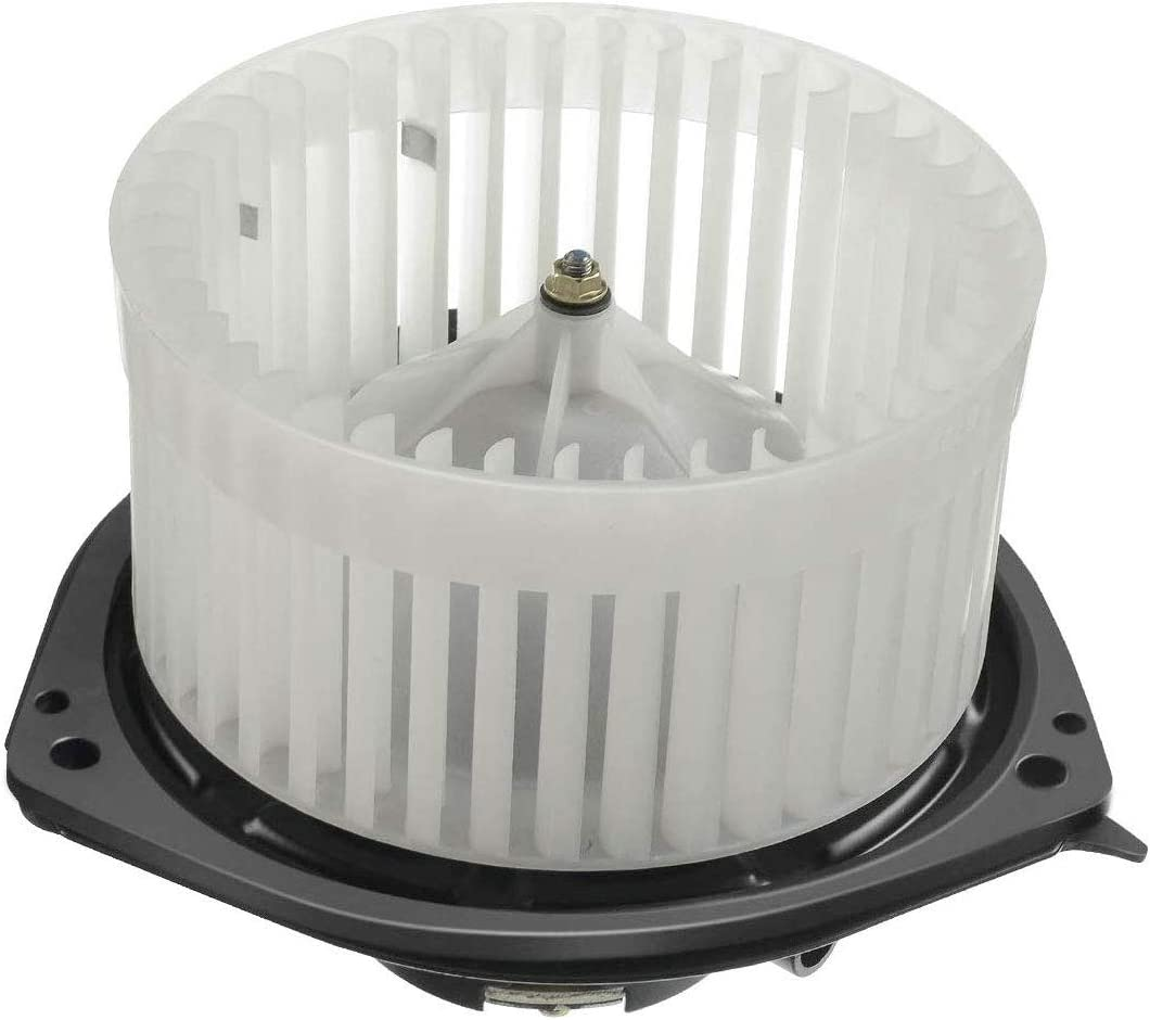 A-Premium HVAC Blower Motor with Fan Cage for Buick Park Avenue 2003-2005 Front