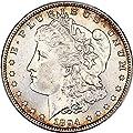 1894 P Morgan Dollars Dollar MS64 PCGS+\CAC