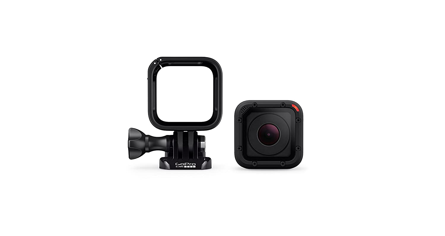 GoPro Standard Frame for HERO Session (GoPro Official Mount) GoPro Accessories CA ARFRM-002