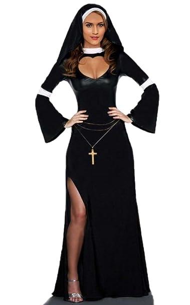 Sexy nun dress