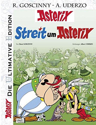 Die ultimative Asterix Edition 15: Streit um Asterix (Asterix Die Ultimative Edition, Band 15)