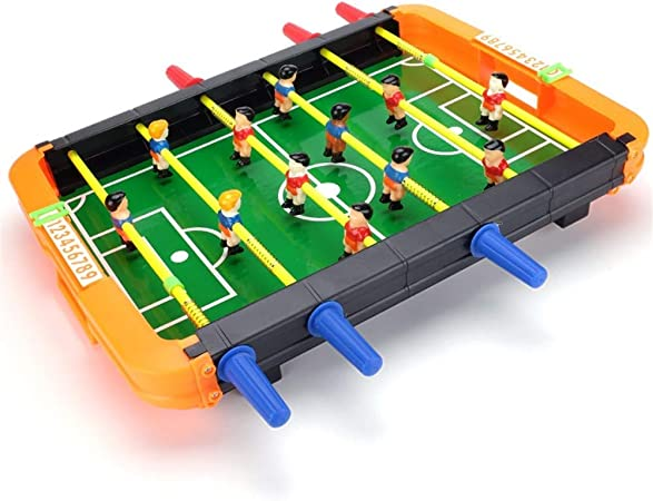 LMCLJJ Mesa de Juego multifunción 4 en 1 Steady Combo, Mesa de Hockey, futbolín, futbolín, Billar, Tenis de Mesa (Color : Plastic Rod): Amazon.es: Hogar