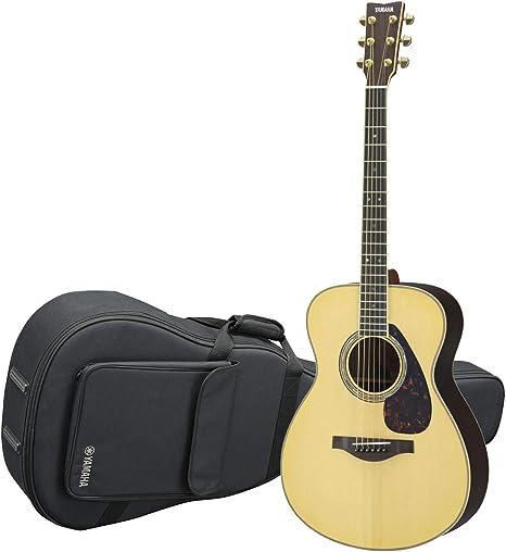 Yamaha LS16 a.r.e Natural electroacústica Guitarra acústica folk ...