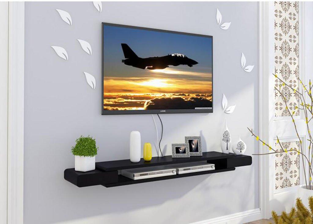 テレビキャビネットセット - トップボックスシェルフリビングルームテレビの壁の背景壁掛けベッドルームパーティション壁の装飾 ウォールマウントストレージシェルフ (色 : 4*) B07FLL8YBX 4*