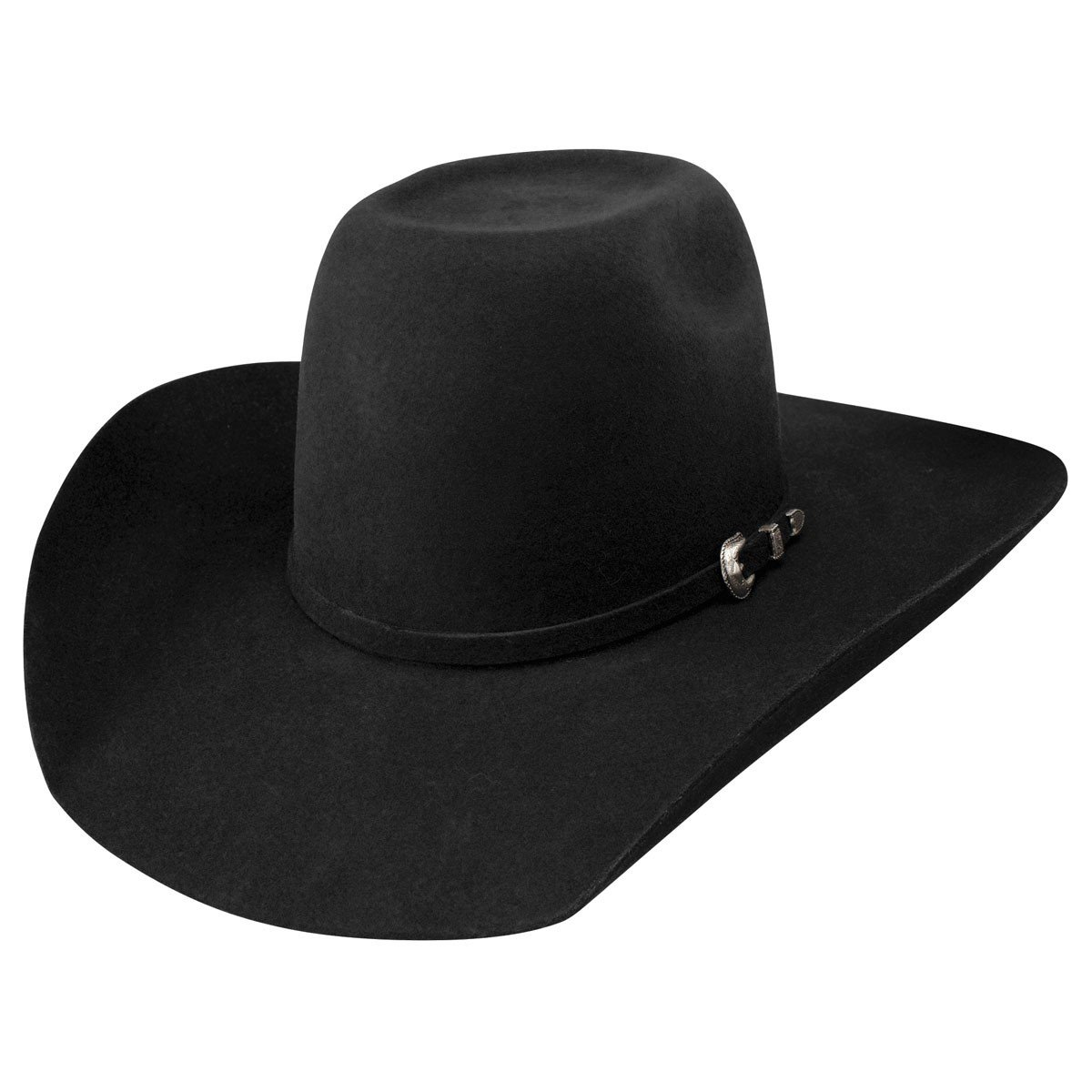 Resistol ''Pay Window Jr.'' Boy's Black Cowboy Hat