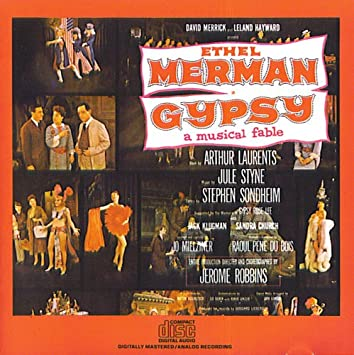 little lamb from the musical gypsy ethel merman