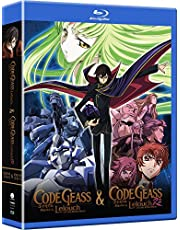 Code Geass: The Complete Series [Blu-ray]